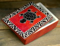 79523 Rectangle box turtle